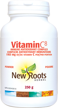 Vitamin C8 Powder 250g