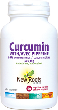 Curcumin with Piperine 90vcaps