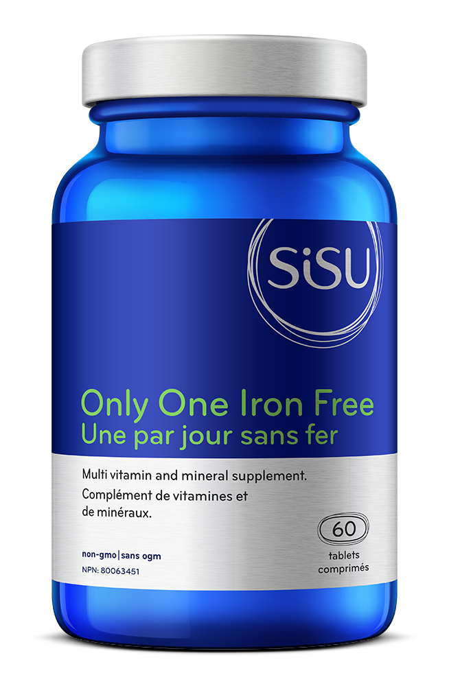 Only One Iron Free 60t