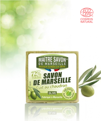 Marseille Soap Olive 300g