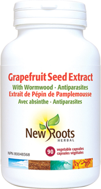 Grapefruit Seed Extract 90vcaps