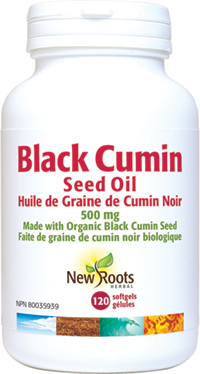 Black Cumin Seed Oil 120gel