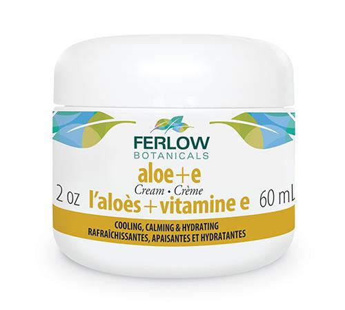 Aloe Vitamin E Cream 60ml