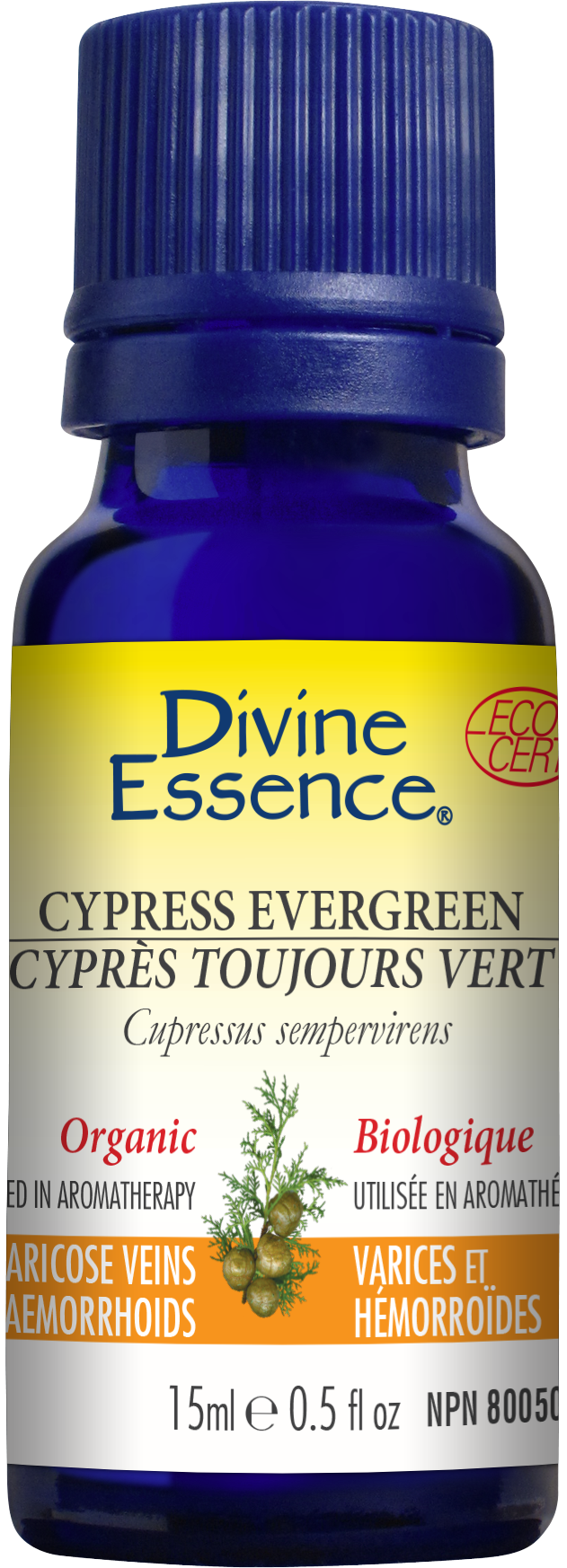 Cypress Evergreen 15ml