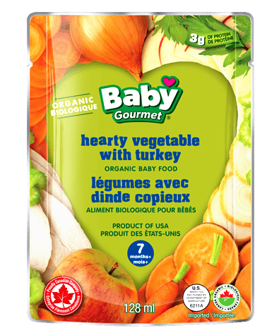 hearty vegetable with turkey 128ml