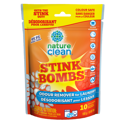 Stink Bombs - 10 pacs - Fragrance Free