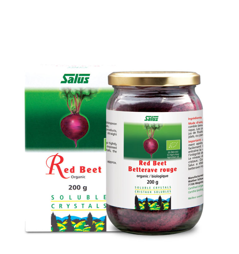 Red Beet Crystals 200g