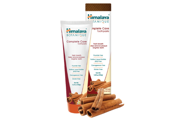 Complete care toothpaste simply cinnamon 150g