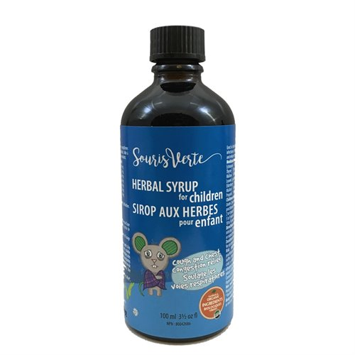 Herbal Syrup for Children 100ml