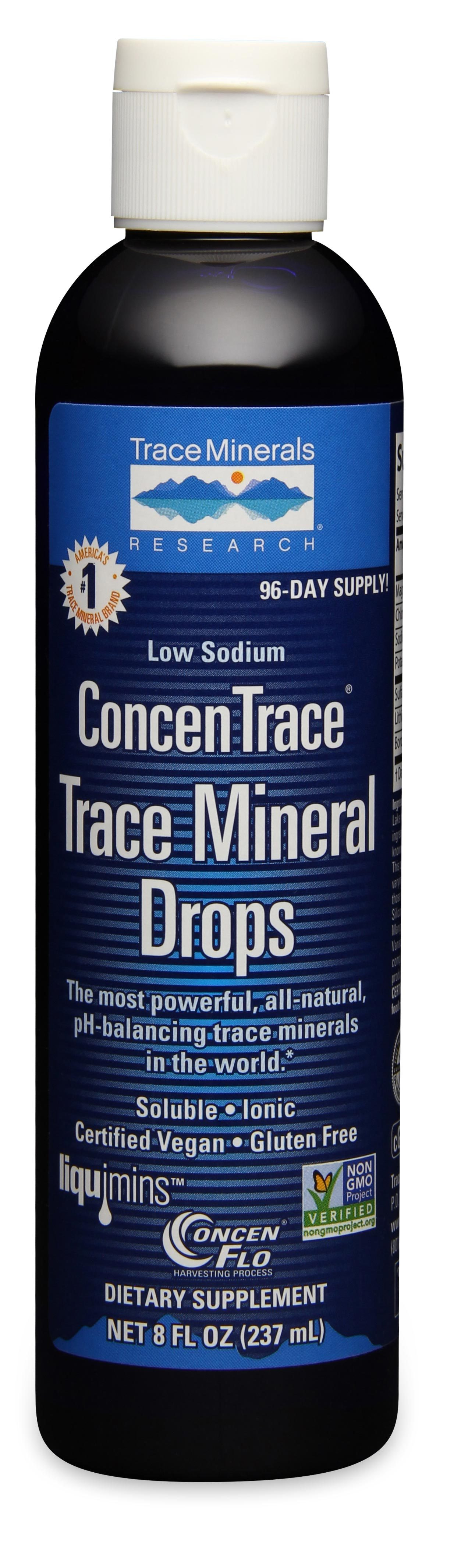 ConcenTrace Trace Mineral Drops 240ml