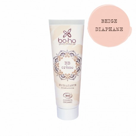 BB CREAM 01 BEIGE DIAPHANE