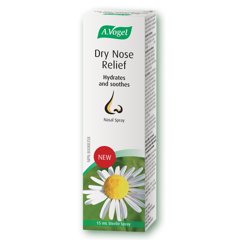 A.Vogel Dry Nose Relief Nasal Spray 15ml