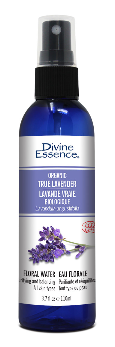 Organic True Lavender 110ml