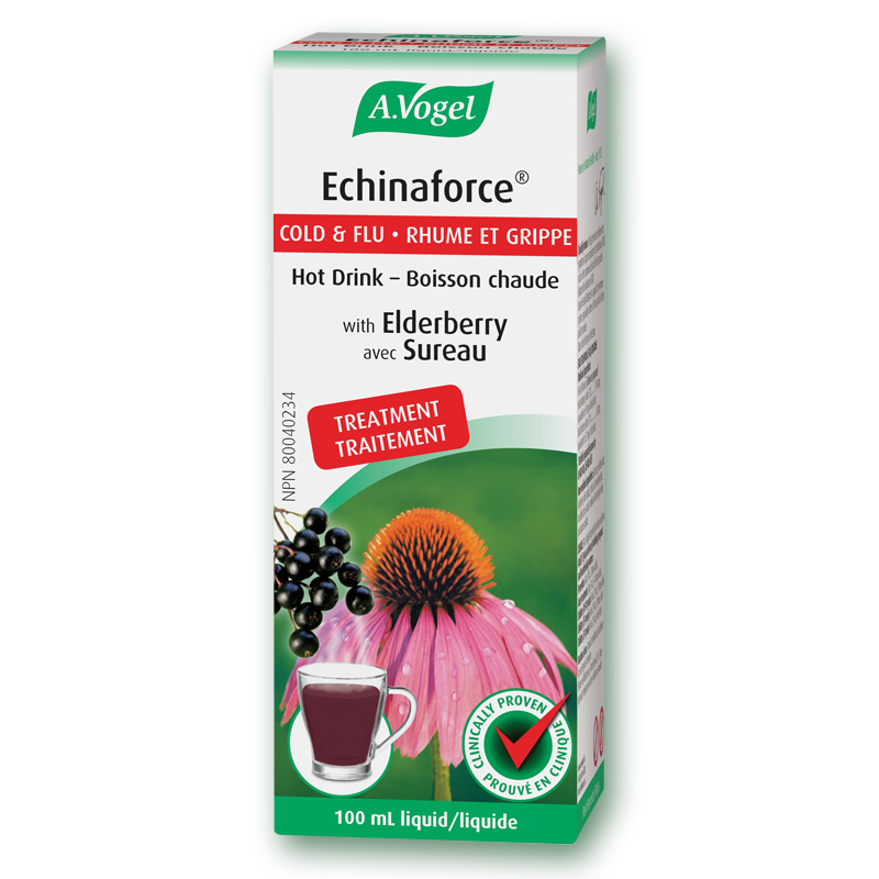 A.Vogel Echinaforce® Extra Strength Hot Drink 100ml