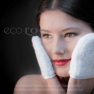 Eco L'O Water Makeup Remover Paw