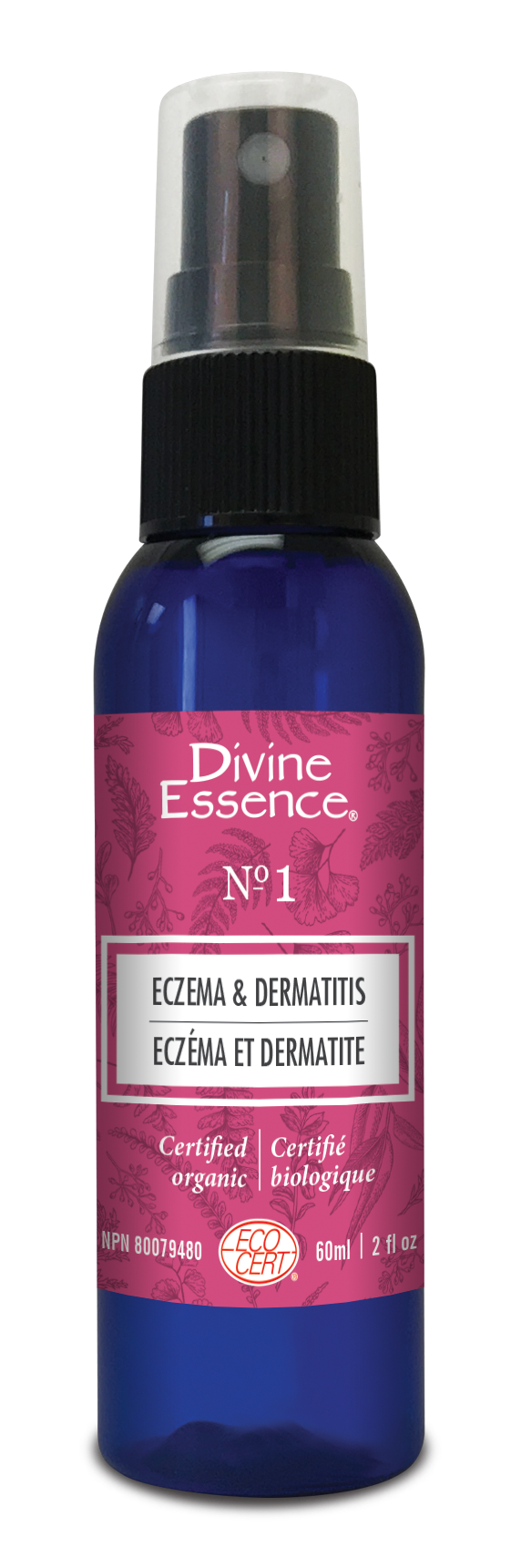Eczema & Dermatitis 60ml