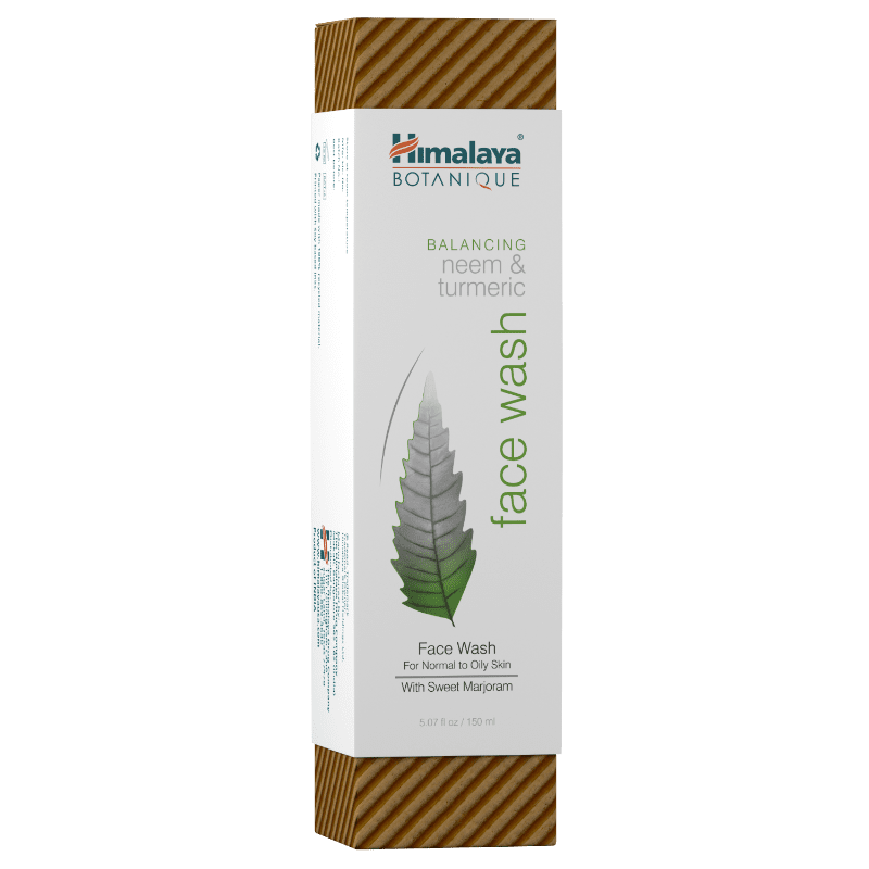 Face Wash: Balancing (Neem & Turmeric) 150ml