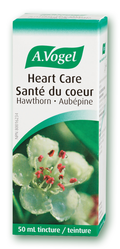 A.Vogel Heart Care Fresh Hawthorn berry 50 ml Tincture