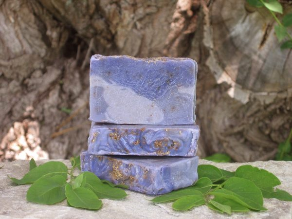 Natural soaps | Lavender and Rosemary 115g