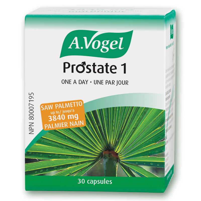 A.Vogel Prostate 1 30 caps.