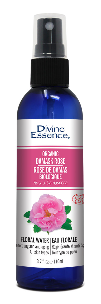 Organic Damask Rose 110ml