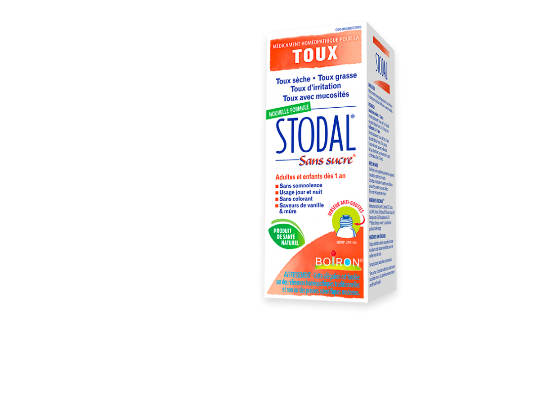 Stodal sugar free for cough 200ml